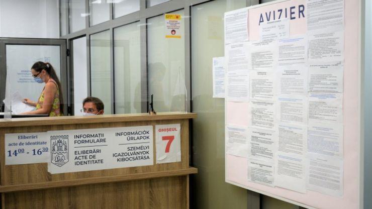 Rămâne 30 de zile termenul de soluționare a cererilor pentru eliberarea actelor de identitate