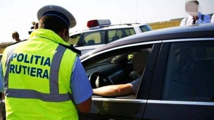 Unsprezece șoferi au rămas fără permis de conducere