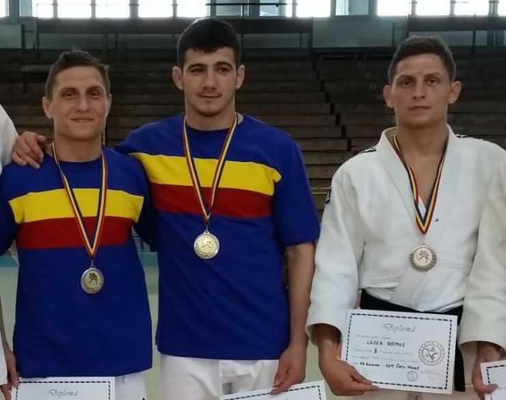 Trei judoka de la CSM Satu Mare, la Grand Prix-ul de la Zagreb