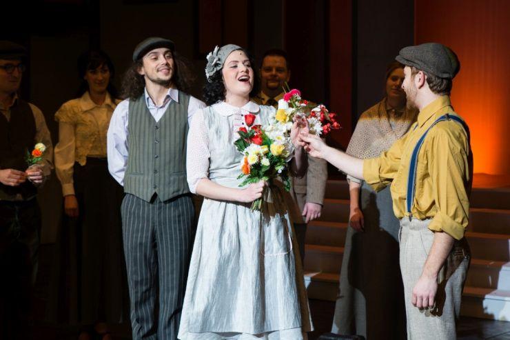 Pupăcioasa revine pe scena Teatrului de Nord