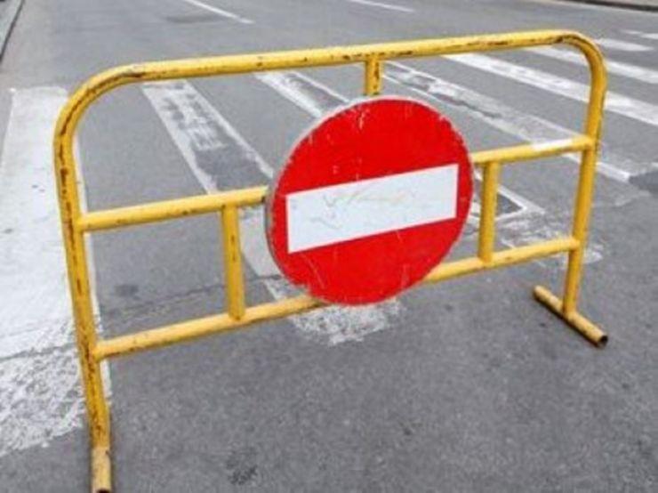 Strada Nicolae Bălcescu va fi închisă temporar