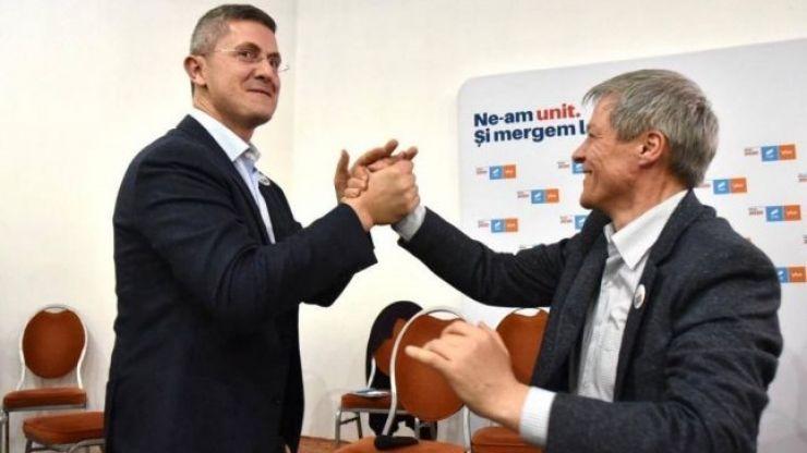 Dan Barna va fi candidatul Alianței 2020 USR-PLUS la alegerile prezidențiale. Dacian Cioloș, varianta de premier