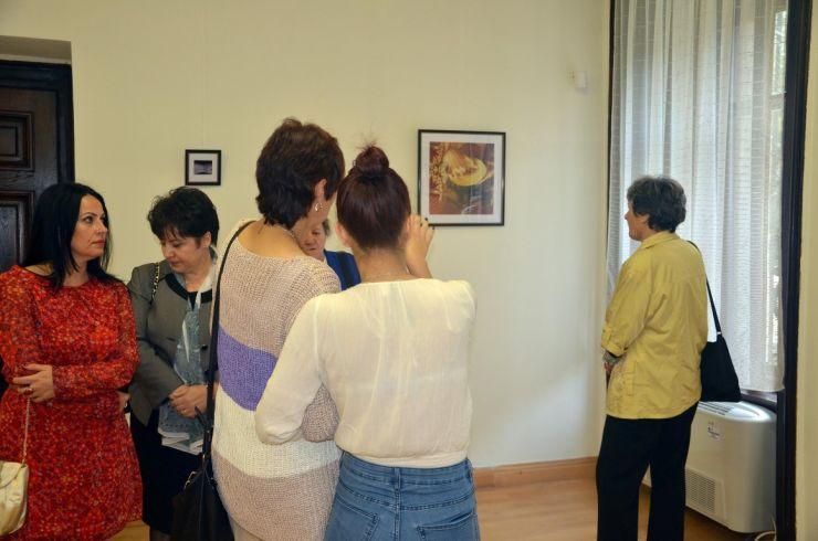 """A fost deschisă expoziţia de artă fotografică """"Complemetaris"""" a lui Bernard Naghi, la Castelul din Carei (foto)"""