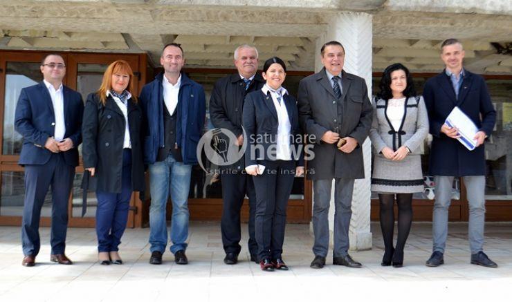 ALDE Satu Mare a depus candidaturile pentru alegerile parlamentare