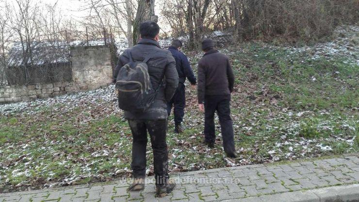 Doi iranieni și un irakian, opriți la frontiera cu Ungaria