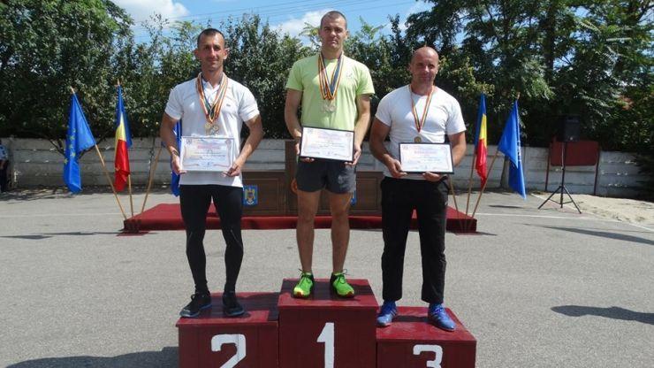 Cel mai rapid pompier din nord-vestul României, sătmăreanul Marian Demian