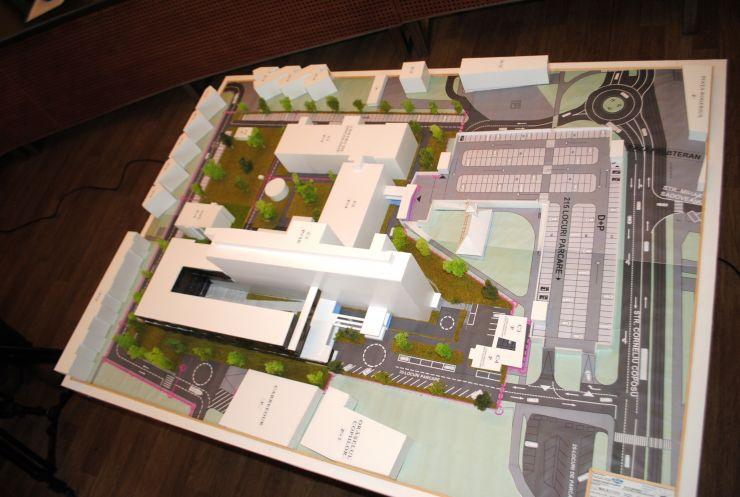 Laborator de analize robotizat la Spitalul Județean din Oradea – primul de acest fel din România