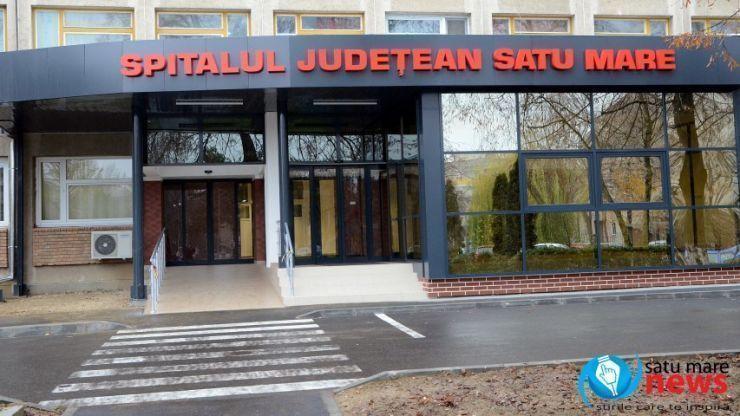 O delegație a Crucii Roșii Germania, în vizită la Spitalul Județean de Urgență Satu Mare