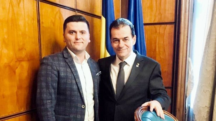 Candidatura lui Adrian Cozma la președinția Consiliului Județean, validată azi de Biroul Național de Conducere al PNL