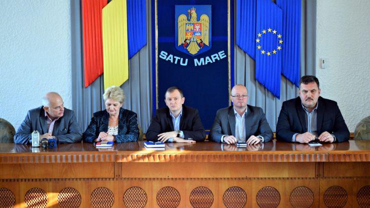 Ziua Națională a României se anunță într-un mare fel la Satu Mare