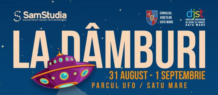 În weekend, sătmărenii sunt așteptați la festivalul La Dâmburi 2018
