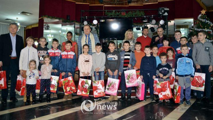 Judoka de la CSM-CS Fușle Security, premiați pentru rezultatele obținute în 2017