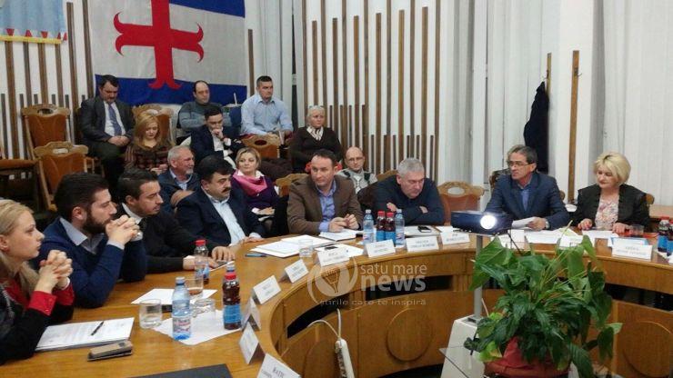 Doi consilieri și-au dat demisia din Consiliul Local Satu Mare