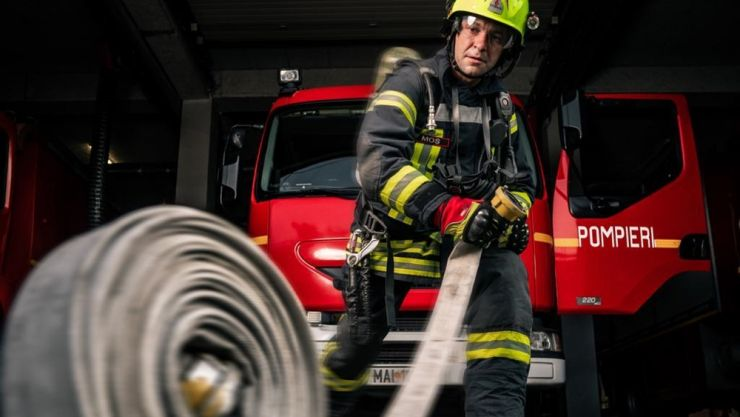 Măsuri de prevenire a incendiilor în sezonul rece