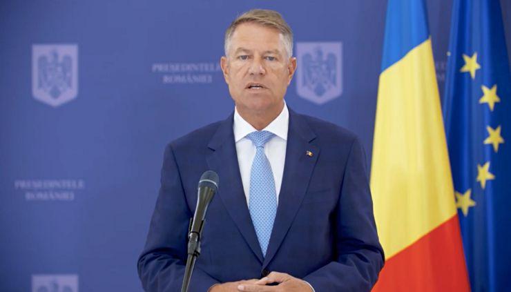 """Klaus Iohannis: """"Noua alianță creată în aceste zile între USR PLUS și AUR este un afront adus românilor"""""""