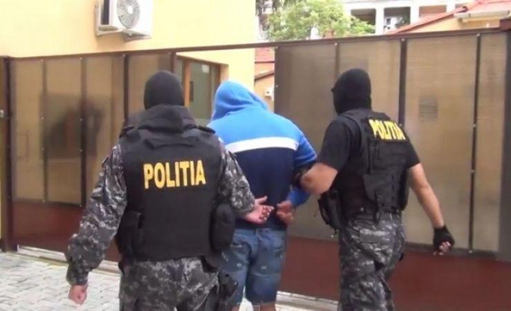 Traficant de droguri, dat în urmărire națională, prins la Satu Mare