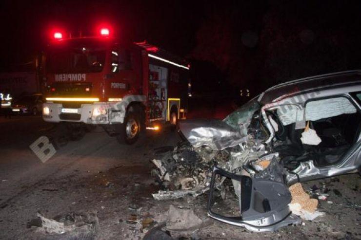 Accident mortal în județ. Șoferul era beat