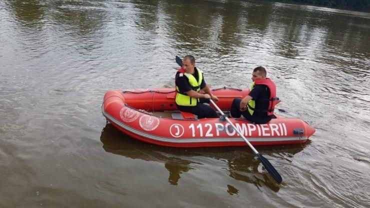 Un bărbat, în vârstă de 40 de ani, s-a înecat în Someș