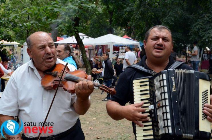 Mii de sătmăreni prezenți la Zilele Maghiare Partium (foto)