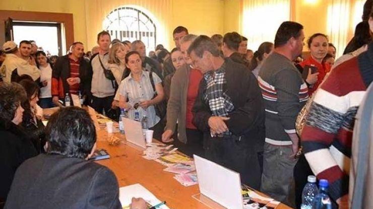 Bursa locurilor de muncă, la Negrești-Oaș