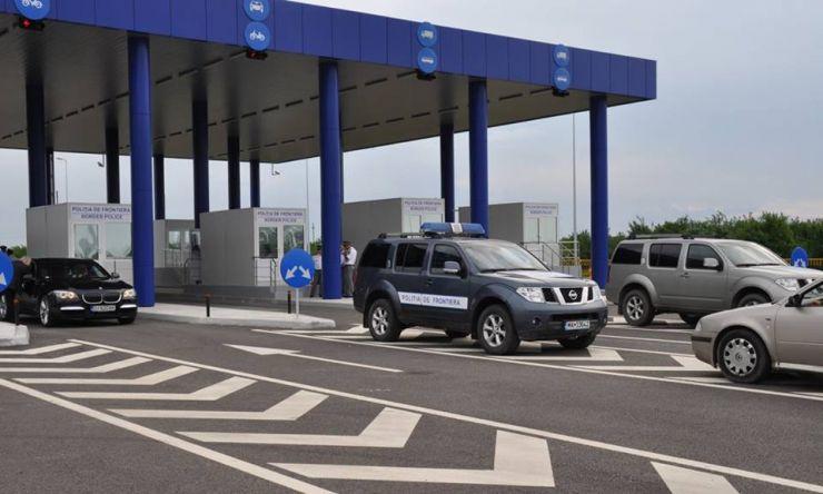 Trei puncte ocazionale de trecere a frontierei româno-ungare, redeschise începând cu acest weekend pe raza judeţului Satu Mare
