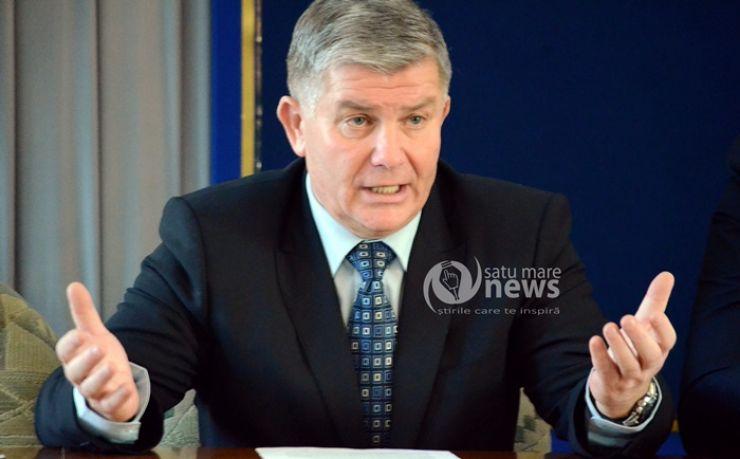 A condus Spitalul Militar din Cluj, vrea să pună pe roate și Spitalul Județean Satu Mare