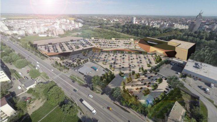 Autorizația de construire a viitorului Mall NEPI, atacată în instanță