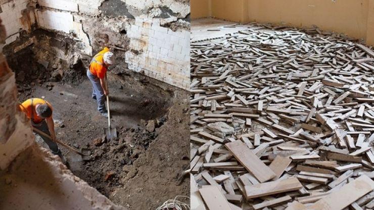 FOTO   Au început lucrările de modernizare a Grădiniței nr.7 din municipiul Satu Mare