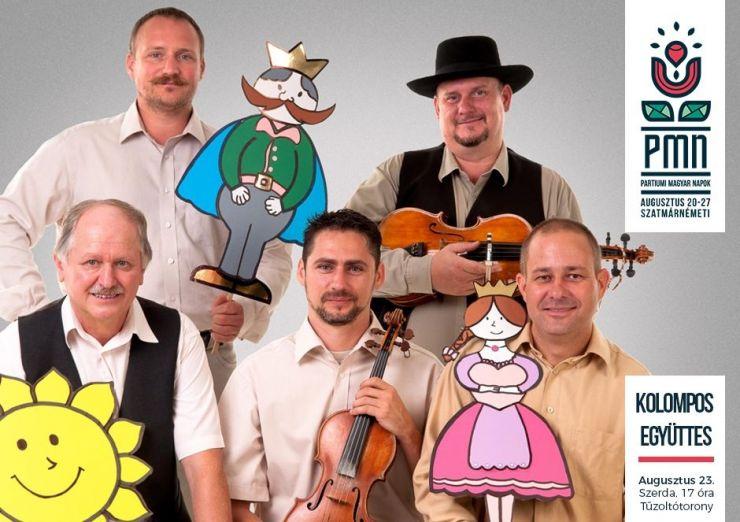 Zilele Maghiare Partium | Teatru de păpuși, concerte interactive și activități de artizanat pentru cei mici