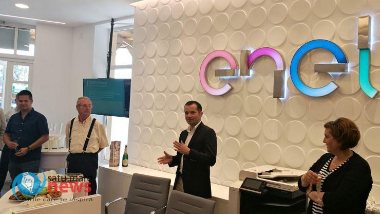 Primul magazin Partener Enel deschis la Satu Mare