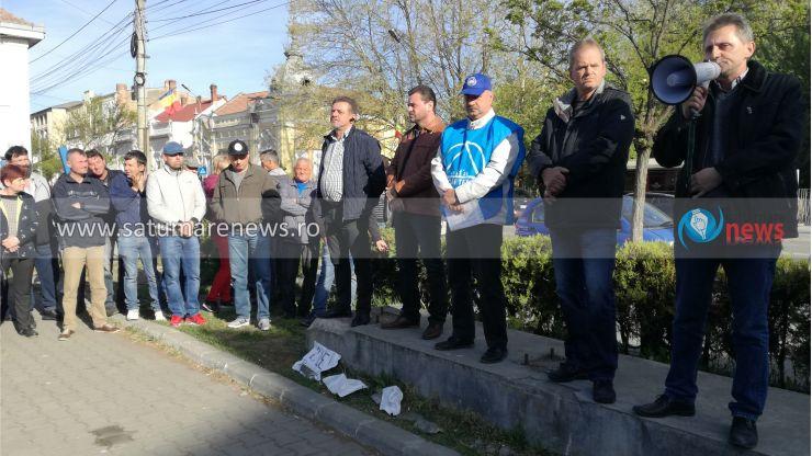 """Liderul Cartel Alfa Maramureș, Florin Hossu: """"Domnule președinte Klaus Iohannis, v-am ales să ne reprezentați!"""""""