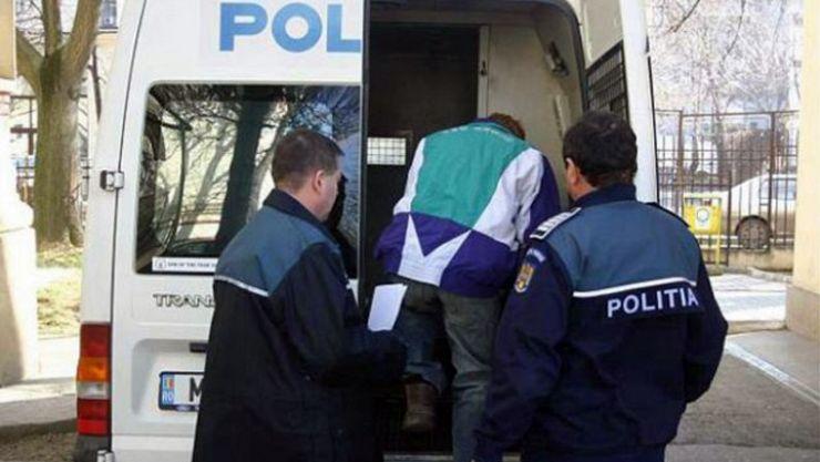 Infractor arestat în Vama Petea