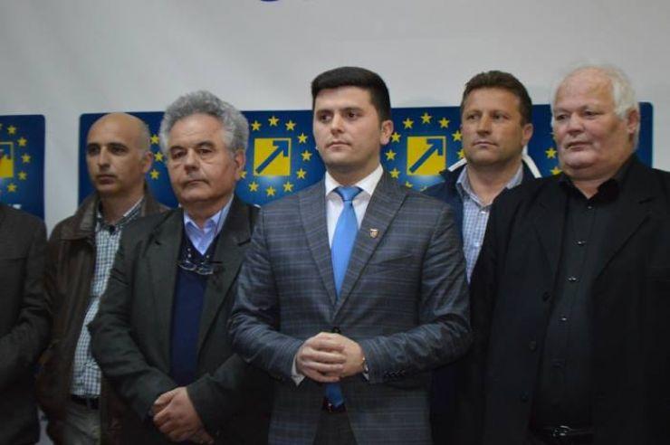 Adrian Cozma și-a anunțat candidatura la șefia PNL Satu Mare