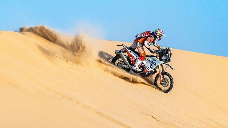 Dakar 2020 | Emanuel Gyenes, locul 14 în etapa a zecea a Raliului Dakar
