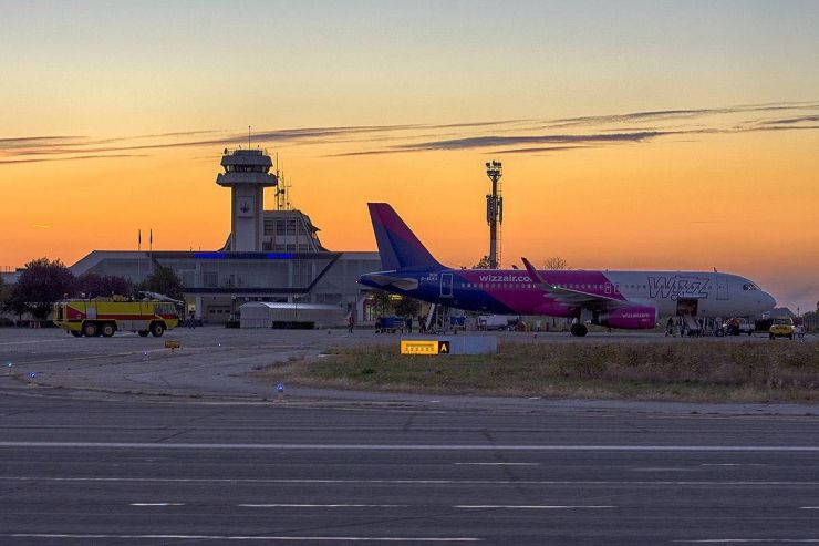 Record de pasageri pe Aeroportul Satu Mare în 2018