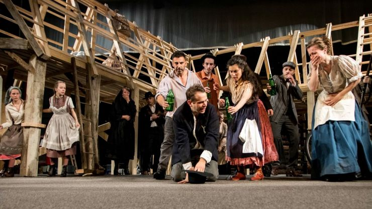 Teatrul Szigligeti din Oradea, invitat la Satu Mare