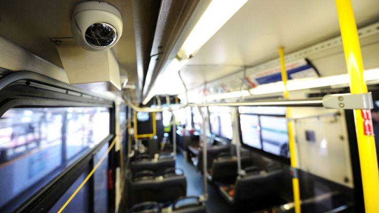 Camere de supraveghere în autobuzele din Satu Mare