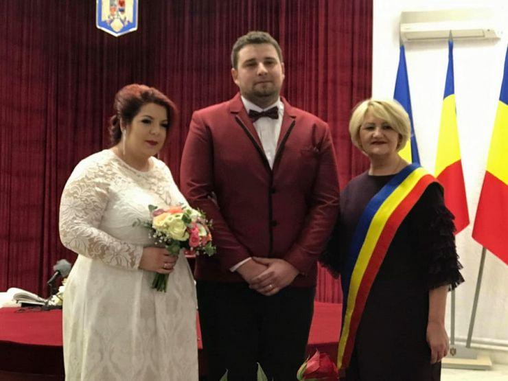 S-au căsătorit de Dragobete!