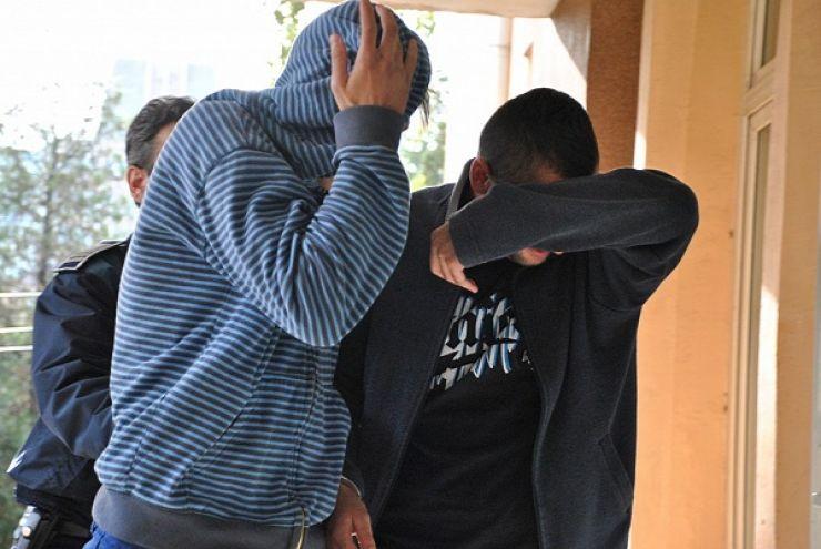 Trei tâlhari, prinși de polițiști. Au tâlhărit un bărbat pe strada 9 Mai din Satu Mare