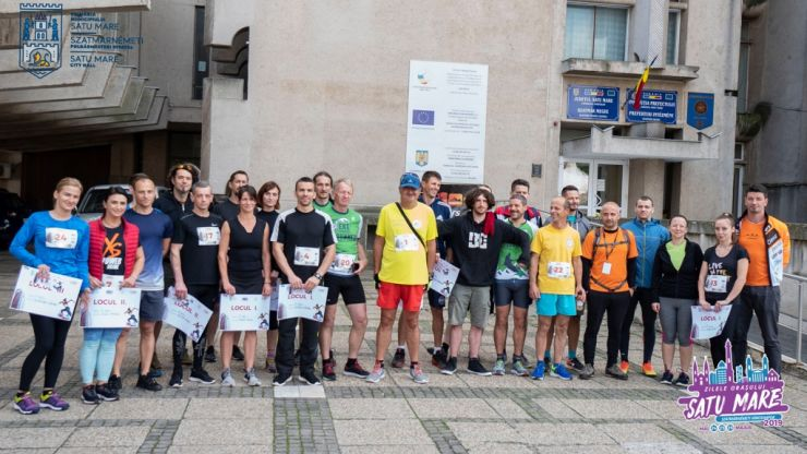 Kurtinecz Brandon a câștigat Tower Run 2019