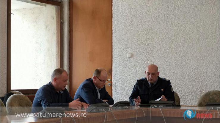Peste 100 unități de învățământ din județul Satu Mare au rămas în paza Domnului
