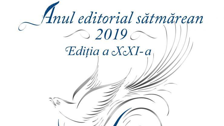 """Evenimentul cultural """"Anul editorial sătmărean"""", la cea de-a XXI-a ediție"""