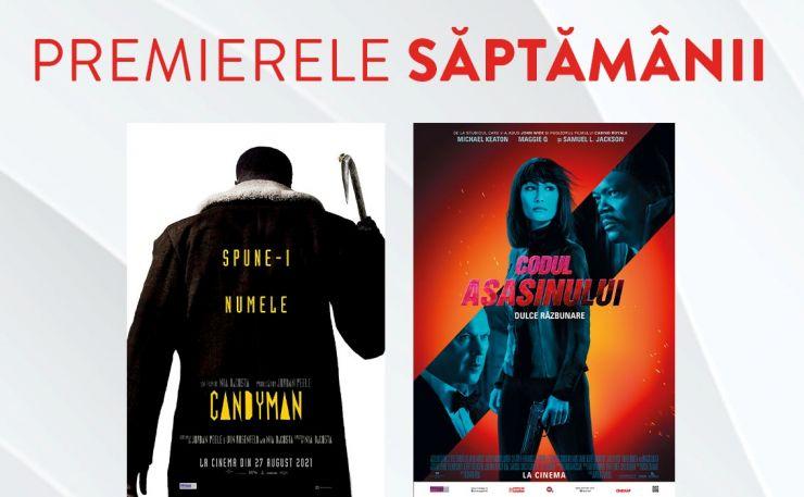 Ce filme noi vedem la Cineplexx Satu Mare din 27 august