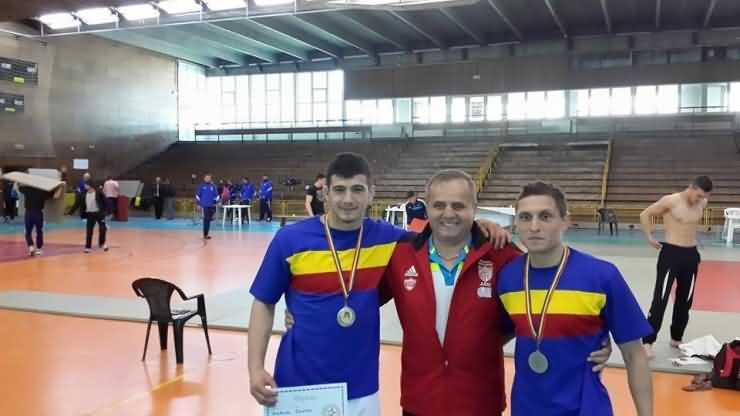 Două titluri naționale pentru sătmăreanul Cristian Bodârlău