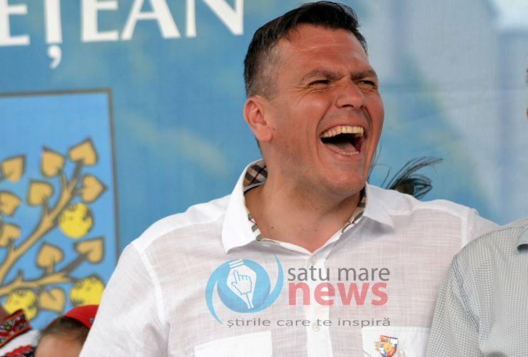 De la malul Mării Negre, Adrian Ștef își anunță candidatura