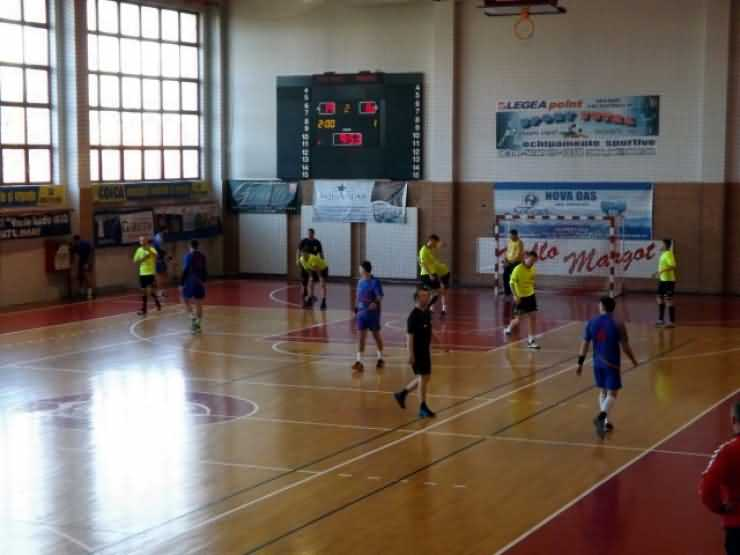 Handbal: Victorie pentru CSM Satu Mare