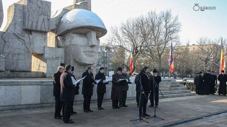 Unirea Principatelor Române va fi marcată vineri, la Carei