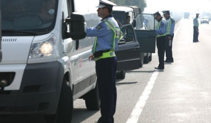 Razie a polițiștilor în Mădăras