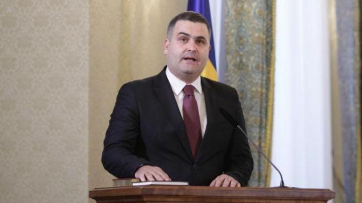 """Ministrul Gabriel Leș: """"Discursul președintelui de aseară s-a întemeiat pe un singur deziderat: PUTEREA"""""""