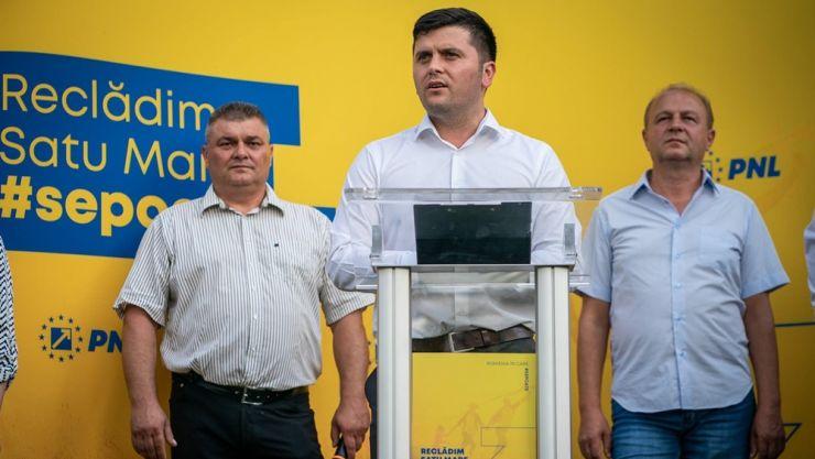 Candidații PNL Satu Mare pentru alegerile parlamentare au fost validați de conducerea centrală